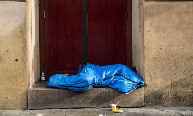 Austerity and Homelessness